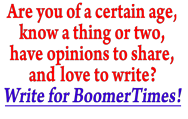 Click to contribute to BoomerTimes!
